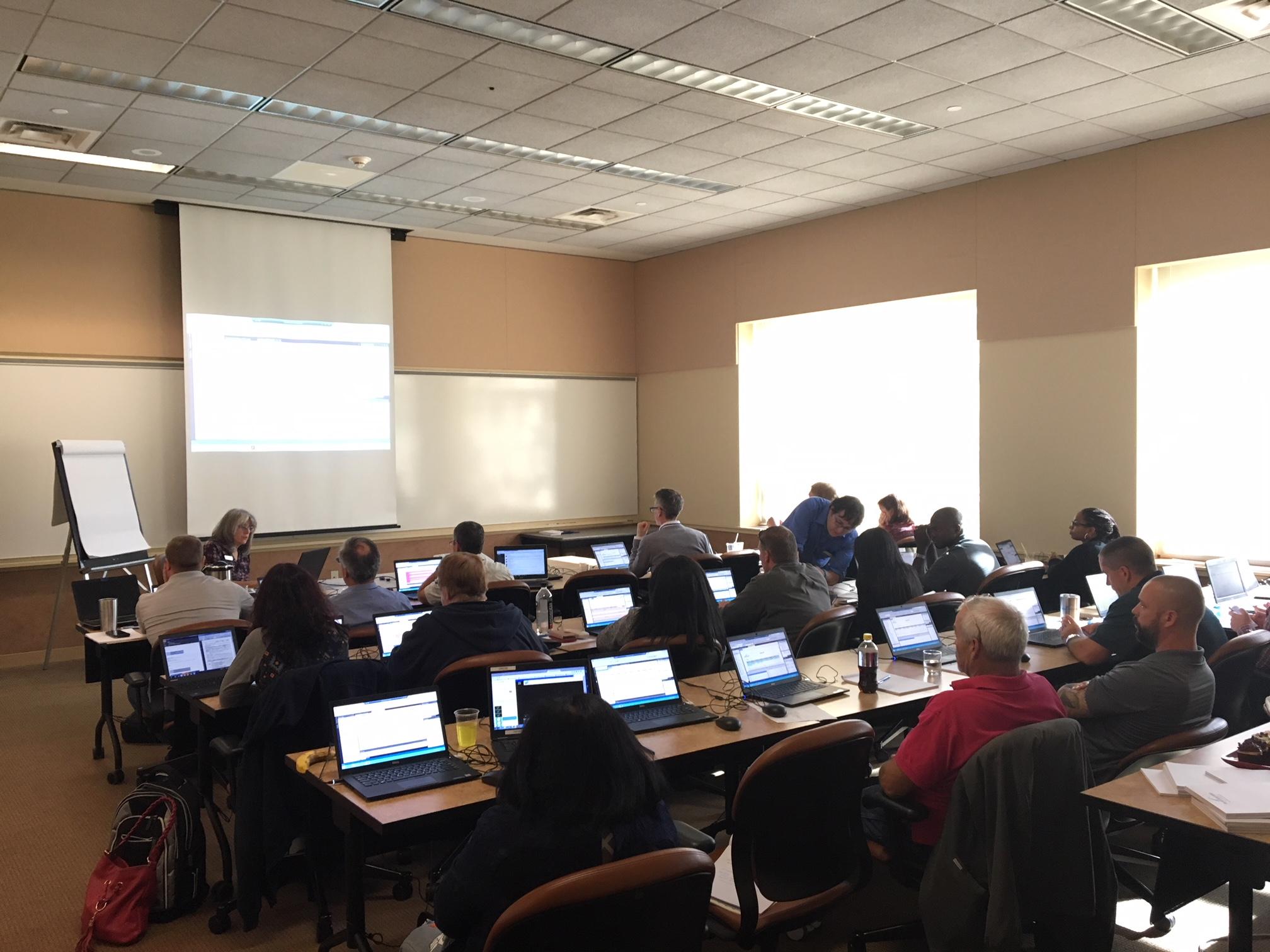 Configuration Training 2 Summit 2017